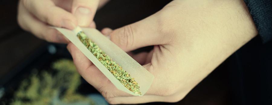 Giunto di cannabis