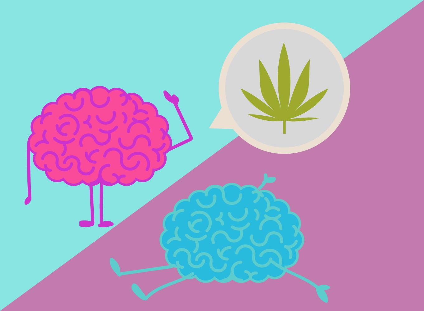 Reazioni donna cannabis uomo biochimica THC effetti estrogeni testosterone
