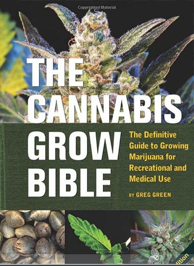 La Bibbia della Coltivazione della Cannabis