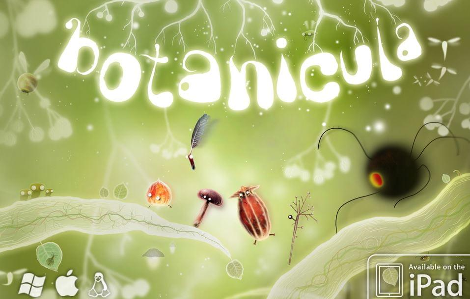 Botanicula cannabis game