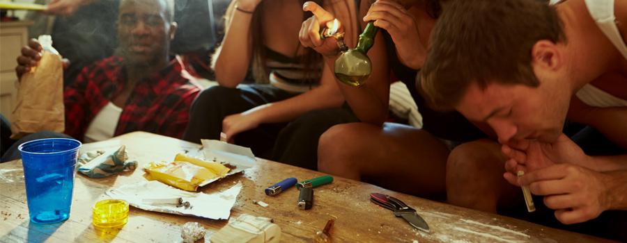 Sinergie della cannabis di cocaina