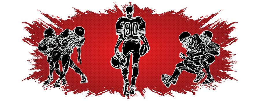 NFL dolore sport CBD trattamento