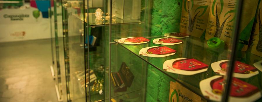 Royal Queen Seeds shop Barcelona Carme