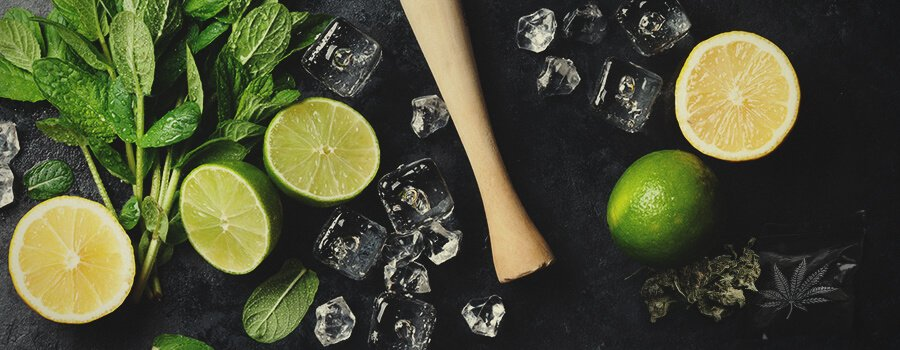 Ingredienti Mojito E Cannabis