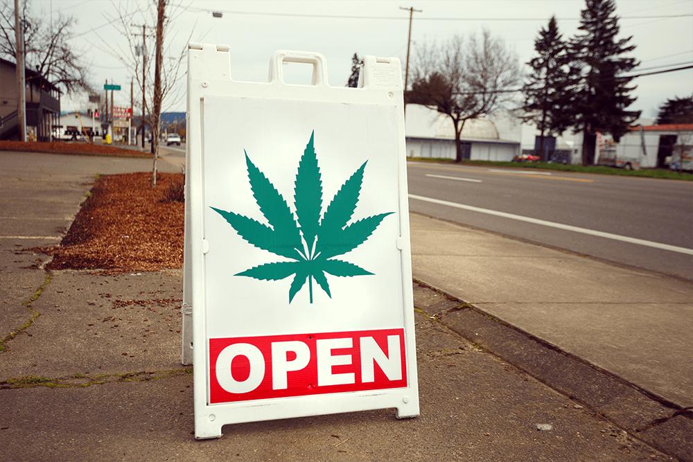 Joshua Rainey Shutterstock Cannabis Legalizzazione USA California State Legalizzare Marijuana medica governo federale Cannabis Golden State Miroir Verde