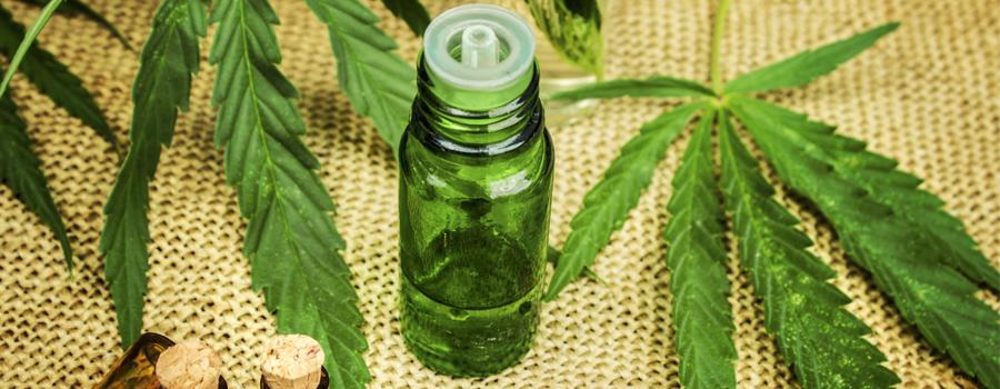 Composizione legalizzazione della canapa Oil Market