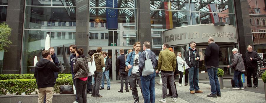 ICBC Centro conferenze Berlino