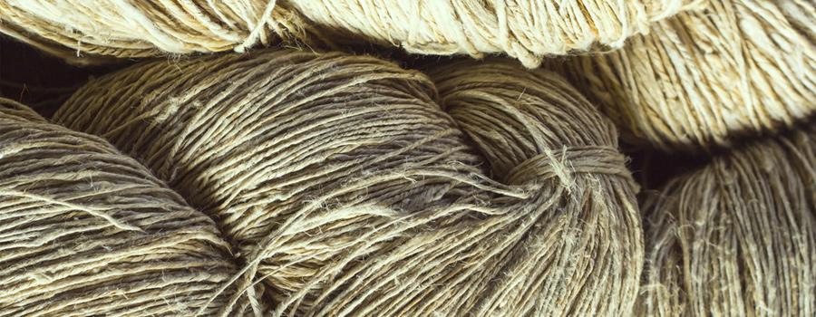 Corda in fibra di canapa