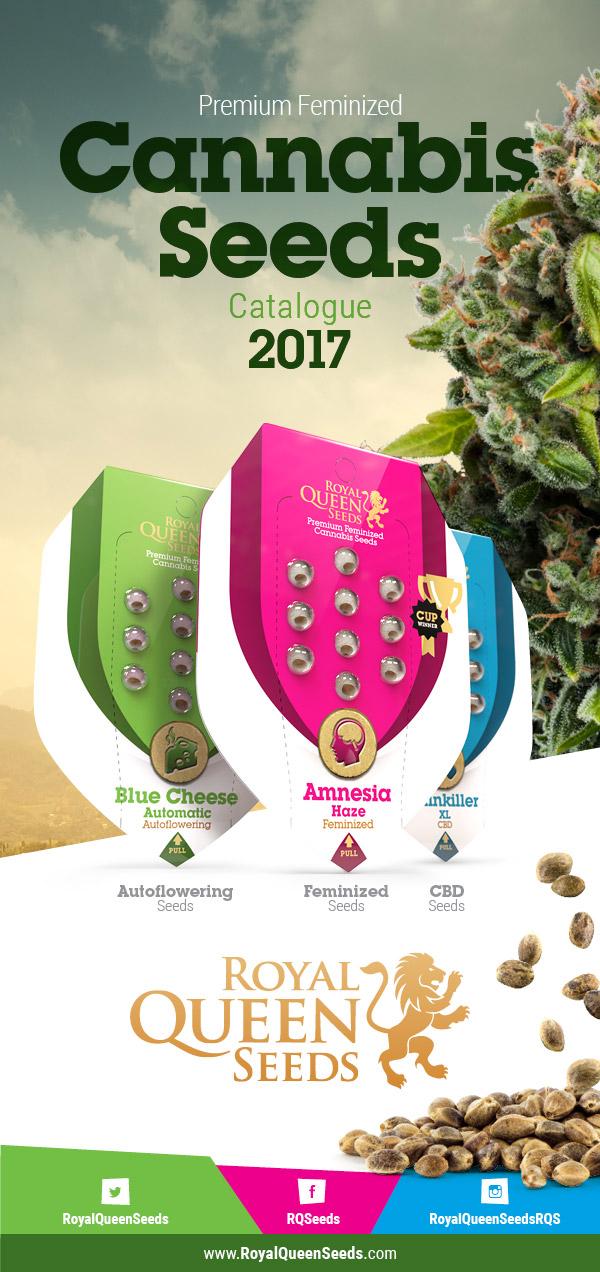 Catalogo semi di cannabis