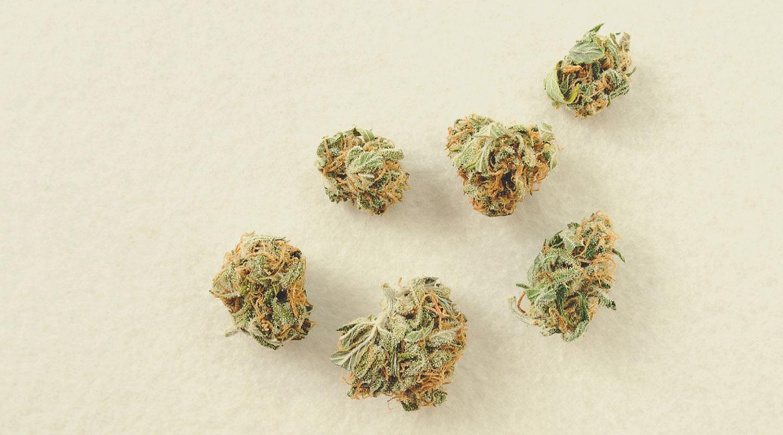 Microdosaggio della cannabis
