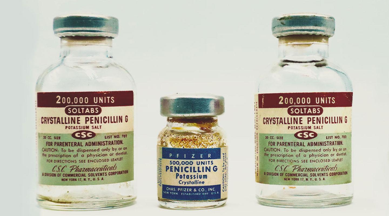 Breve storia degli antibiotici