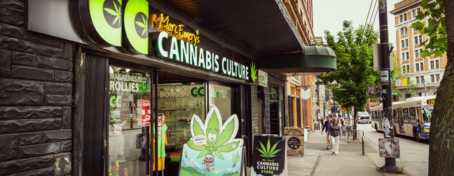 Cannabis dispensario