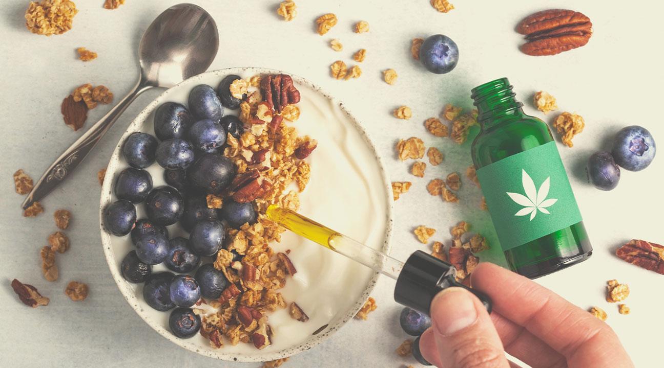 Altri fattori da considerare con gli edibili di THC