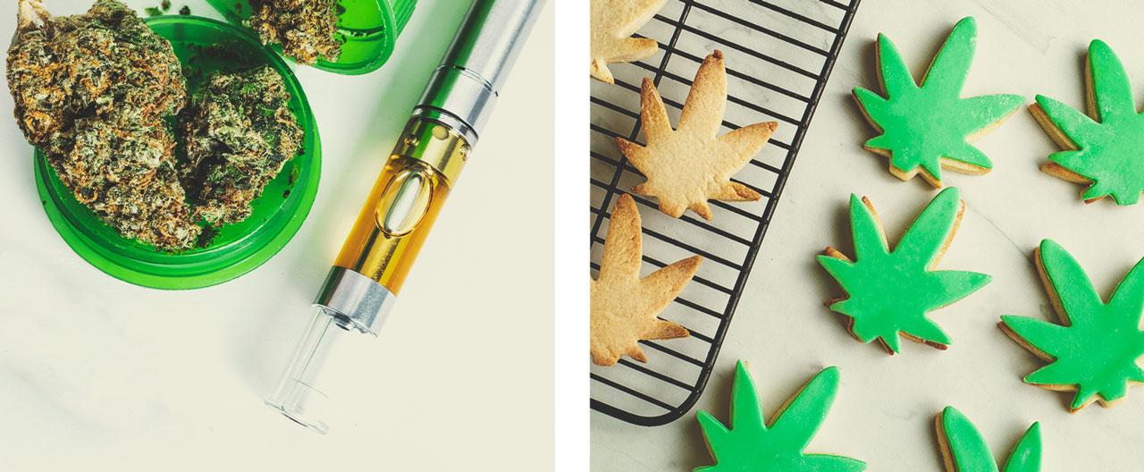 Quali sono le alternative al fumo di marijuana?