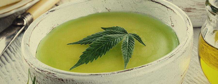 Come cucinare le cialde di cannabis