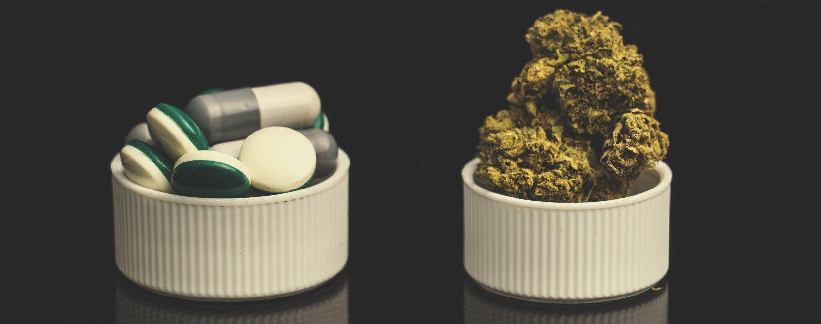 Che succede quando si combinano oppiacei e cannabis?