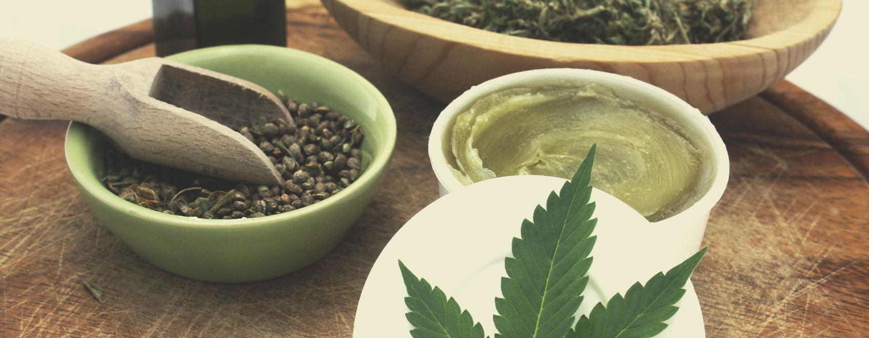 Come realizzare un unguento biologico alla cannabis