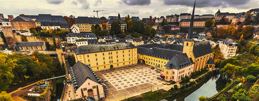 The Old Quarter, Luxembourg City