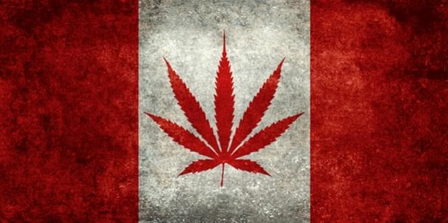 legislazione Canada ricreativo di marijuana medica