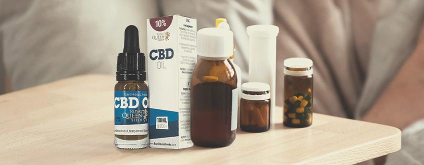CBD vs Ibuprofene
