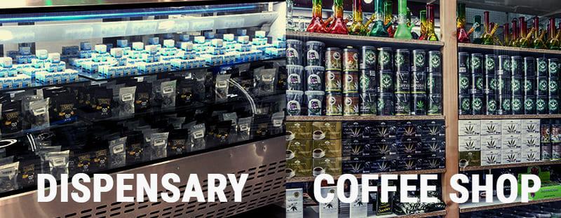 I Coffeeshop E I Dispensari