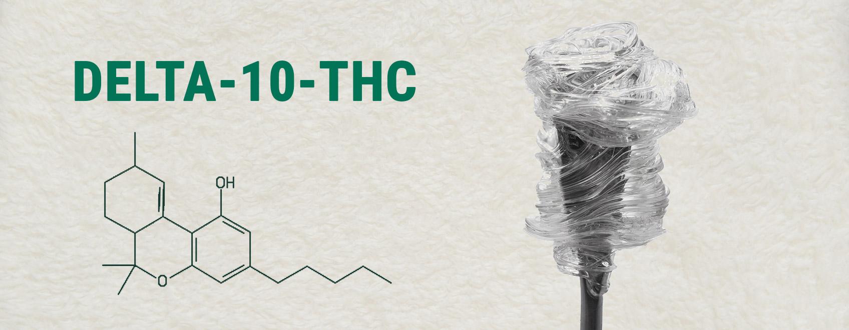 Cos'è il delta-10-THC?