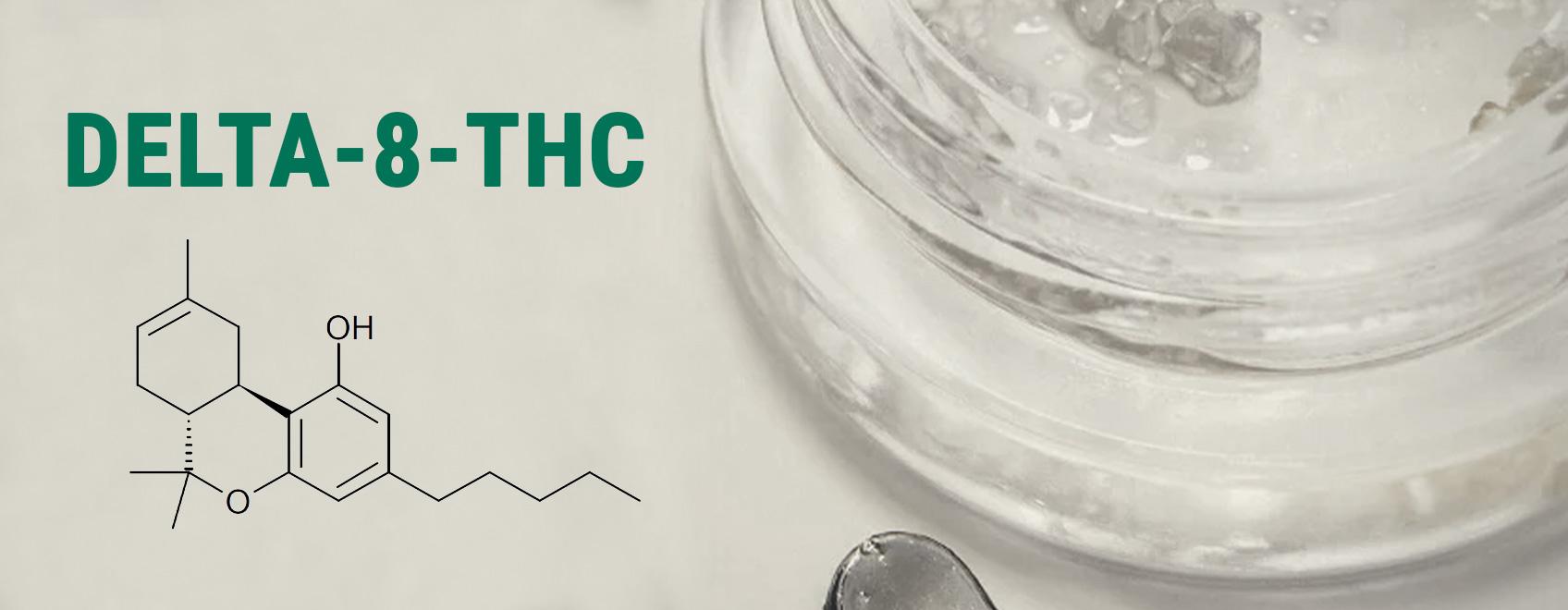 Che cos'è il delta-8-THC?