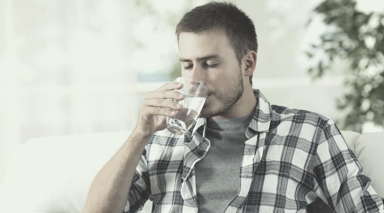 Bevi tanta acqua