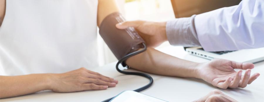 La cannabis riduce l'ipertensione