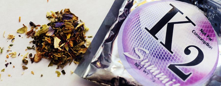 K2 cannabis sintetica
