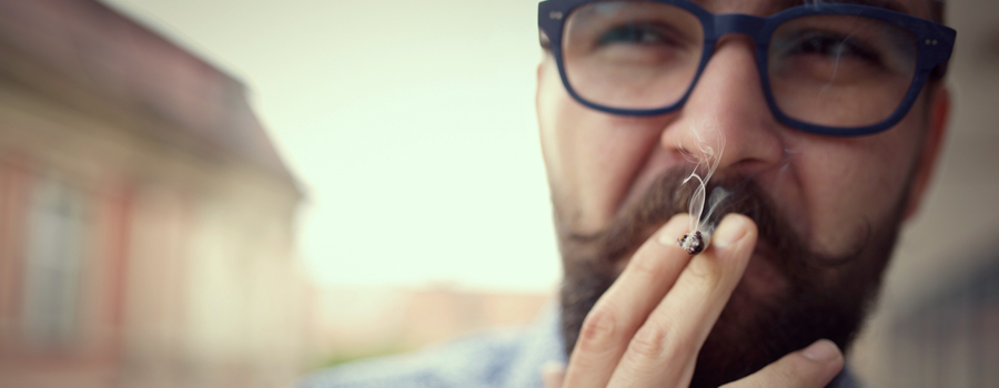 Millennials cannabis posizione