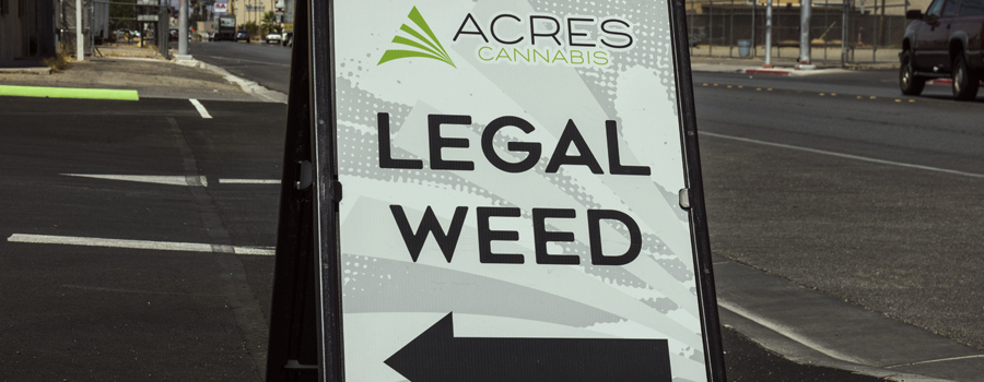 Dispensario legale di cannabis Las Vegas