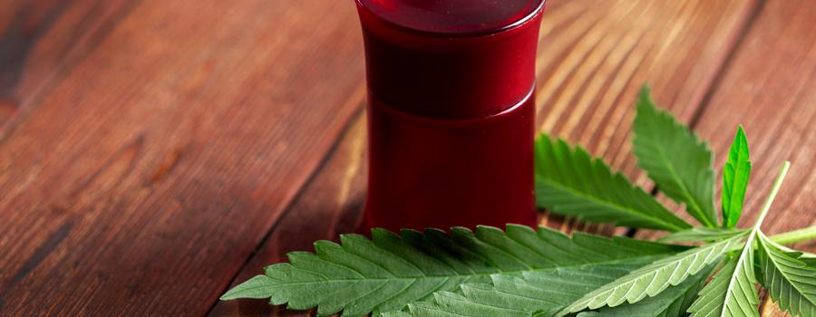 Crema di olio di cannabis lub