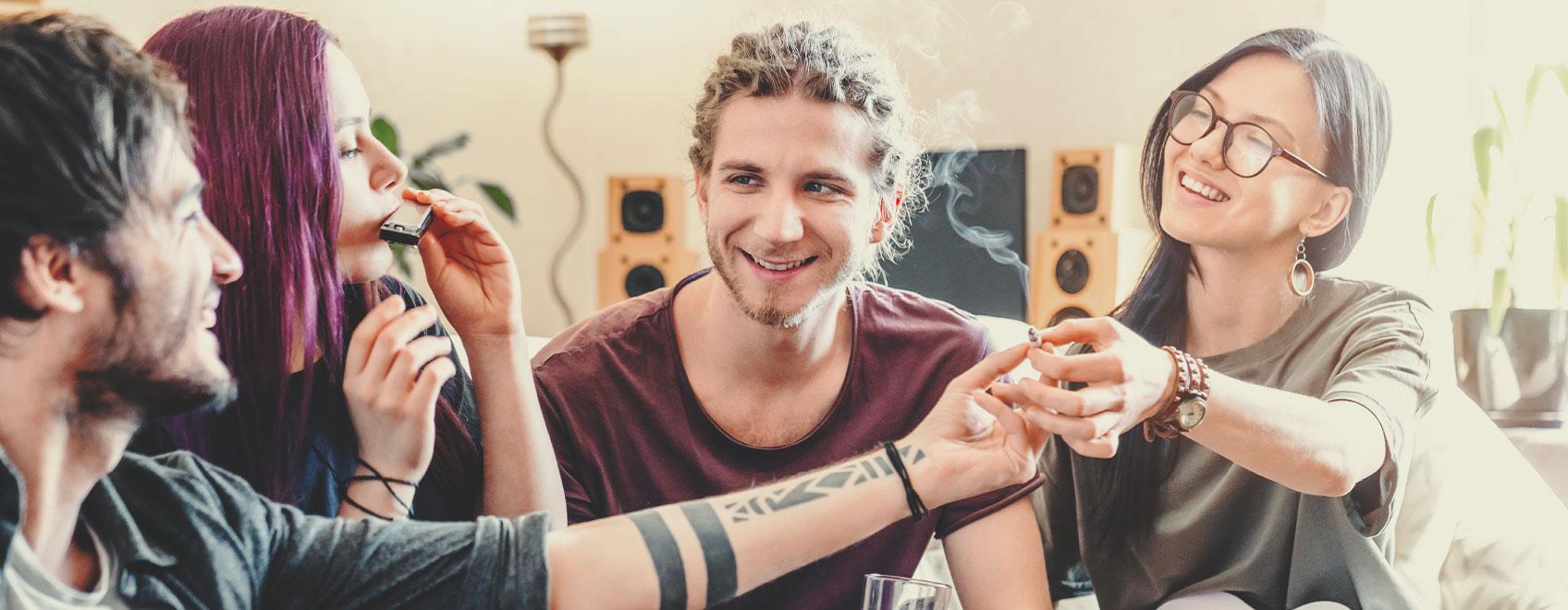 Quali sono le cause della dipendenza dalla cannabis?