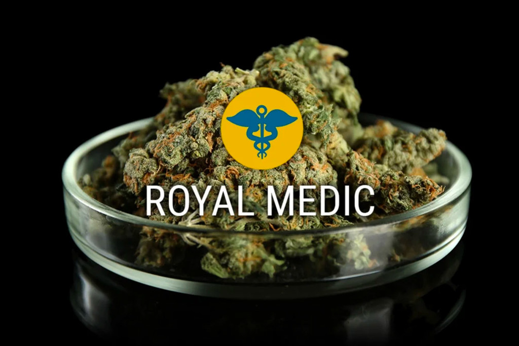 Semi di cannabis CBD Royal Medic