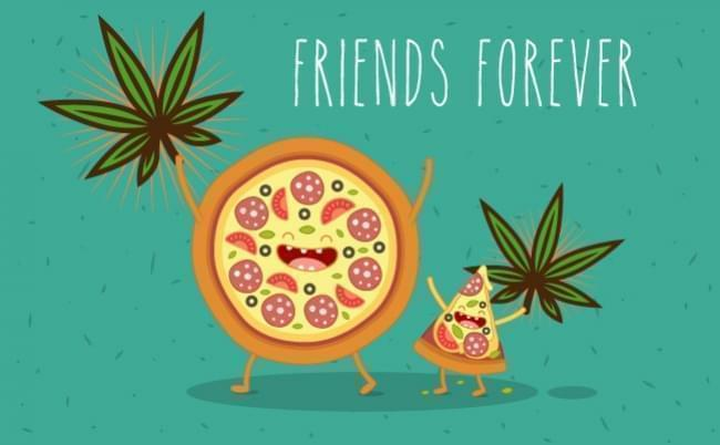 Come Fare la Pizza alla Cannabis - a.k.a. Happy Pizza!