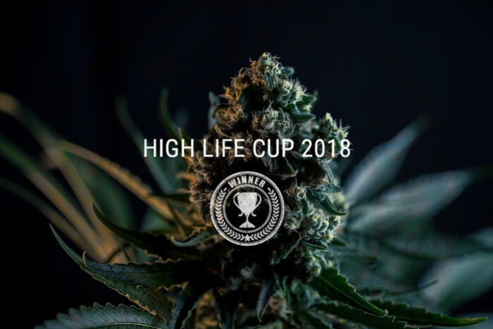 Royal Queen Seeds Vince Alla Grande All'Highlife Cup 2018